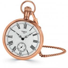 Мъжки часовник TISSOT Lepine Mechanical - T861.405.99.033.01