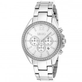 Дамски часовник Liu Jo Premiere Silver - TLJ1036
