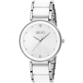 Дамски часовник Liu Jo Bicolour Bianco - TLJ1195A