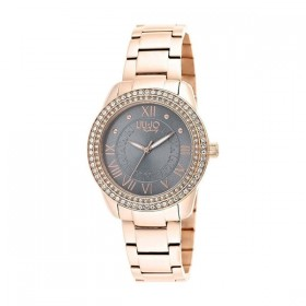 Дамски часовник Liu Jo Princess Rose Gold - TLJ901
