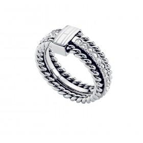 Дамски пръстен Tommy Hilfiger - 2700582B