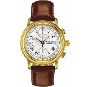 Мъжки часовник Tissot Bridgeport - T71.3.435.33