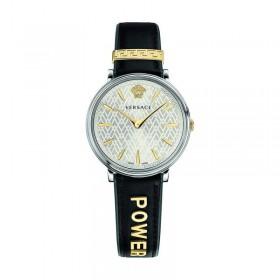 Дамски часовник VERSACE V-Circle BLACK MANIFESTO POWER - VBP11 0017