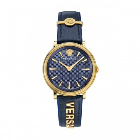 Дамски часовник Versace V-Circle Lady New ED - VE81012 19