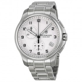 Мъжки часовник Victorinox Swiss Army Officers Chronograph - 241554