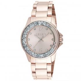 Дамски часовник Liu Jo Dancing Gold Rose - TLJ1005
