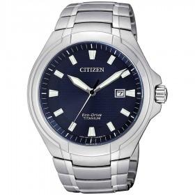 Мъжки часовник Citizen Titanium Eco-Drive - BM7430-89L