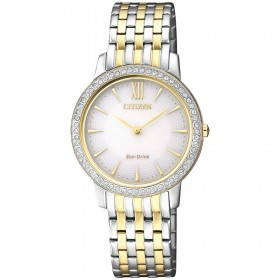Дамски часовник Citizen Eco-Drive Elegance - EX1484-81A