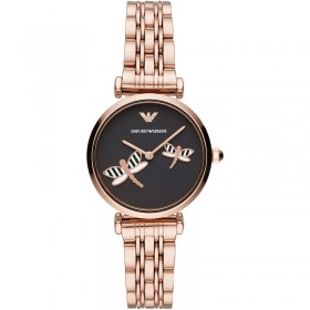Дамски часовник Emporio Armani GIANNI T-BAR - AR11206