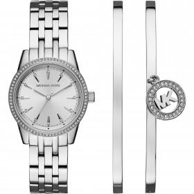 Дамски часовник Michael Kors RITZ - MK3746 в комплект с дизайнерска гривна