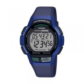 Мъжки часовник Casio Collection - WS-1000H-2AVEF
