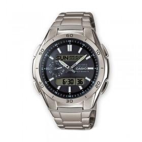 Мъжки часовник Casio WAVE CEPTOR SOLAR - WVA-M650TD-1AER