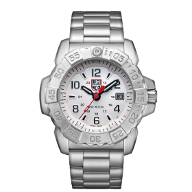 Мъжки часовник Luminox Navy Seal Steel - XS.3258.L