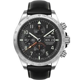 Мъжки часовник FORTIS Classic Cosmonauts - 401.21.11 L.01